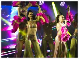 spectacle Génération Tubes Dance Show Cie